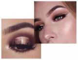 Самый популярный макияж на Новый год-сайт pinterest