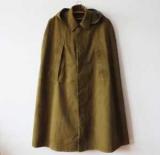 Надежный водонепроницаемый холст пальто
