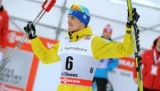 Полторанин выиграл масс-старт на предпоследнем этапе Тур де Ски
