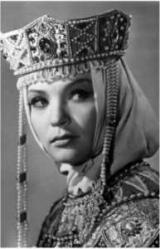 Головной убор старинный женский. Как одевались женщины в России