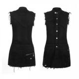 Платье в стиле рок - особенно интересные идеи и модели