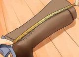 Высота стебля: место измерения, как подобрать идеальные сапоги?