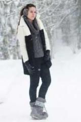 Теплые леггинсы для зимы