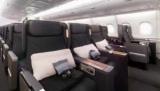 Внутри Квонтас' недавно отремонтированный А380
