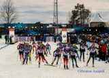 Долгожданный старт сезона. Merkushyna открытым этапа в Эстерсунде для сборной Украины